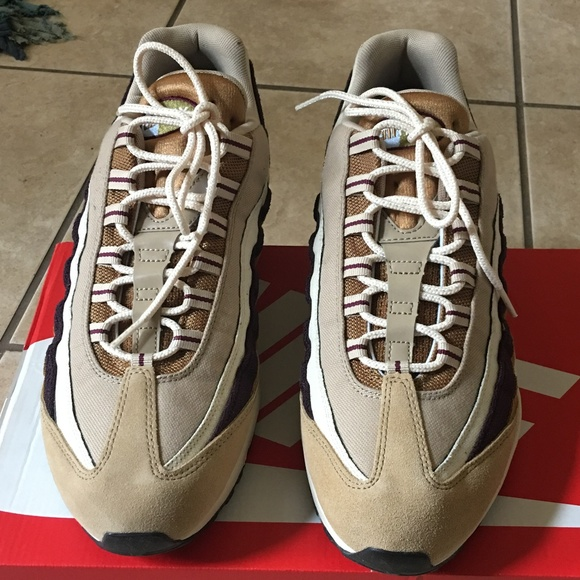 cheaper cc300 7ef42 Nike Air Max 95 Desert NWT